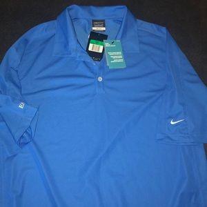 Nike golf Shirt dry fit brand new